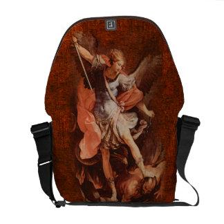 St. Michael the Archangel Courier Bags