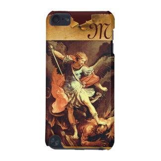 St. Michael the Archangel Monogram iPod Touch 5G Case
