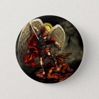 St. Michael the Archangel Pinback Button