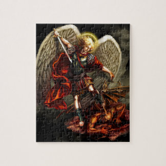 St. Michael the Archangel Jigsaw Puzzle