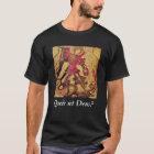 St. Michael the Archangel: Quis ut Deus? T-Shirt