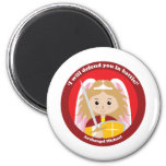 St. Michael the Archangel Refrigerator Magnets