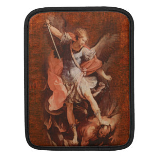 St. Michael the Archangel Sleeve For iPads