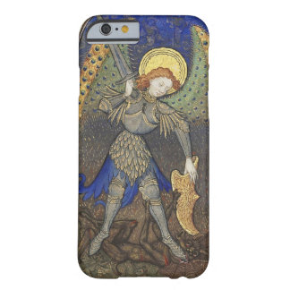St. Michael the Archangel with Devil Barely There iPhone 6 Case