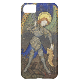 St. Michael the Archangel with Devil Case For iPhone 5C