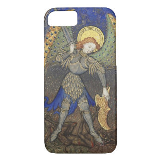 St. Michael the Archangel with Devil iPhone 7 Case