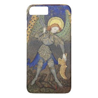 St. Michael the Archangel with Devil iPhone 7 Plus Case