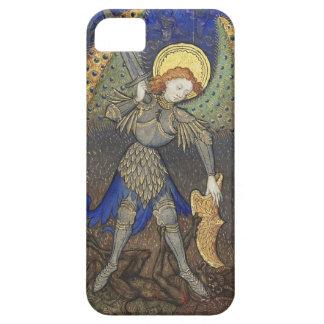 St. Michael the Archangel with Devil iPhone SE/5/5s Case