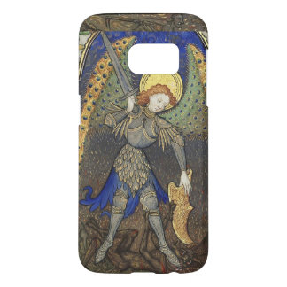 St. Michael the Archangel with Devil Samsung Galaxy S7 Case