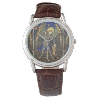 St. Michael the Archangel with Devil Wrist Watch