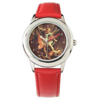 St. Michael the Archangel Wristwatch