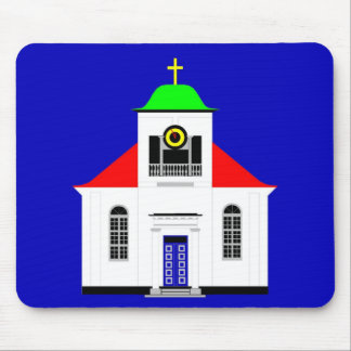 St. Michaelis Church Mouse Pad