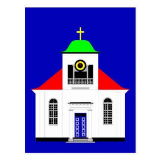 St. Michaelis Church Postcard