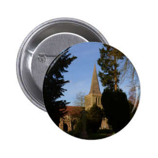 St Michaels Church Stoke Prior Button