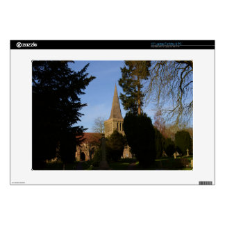 St Michaels Church Stoke Prior Decal For Laptop