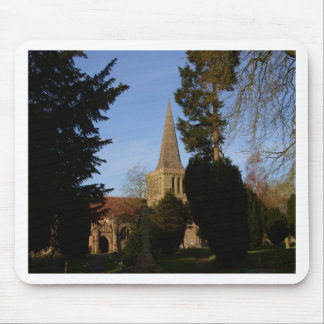 St Michaels Church Stoke Prior Mouse Pad