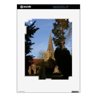 St Michaels Church Stoke Prior Skin For iPad 2