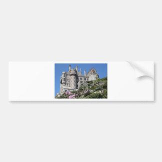 St Michael's Mount Castle, England, UK Bumper Sticker