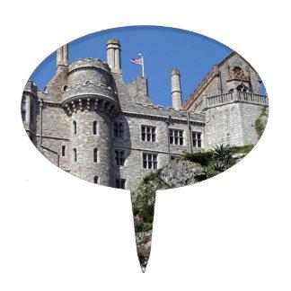 St Michael's Mount Castle, England, UK Cake Picks