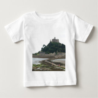 ST MICHAELS MOUNT CORNWALL BABY T-Shirt