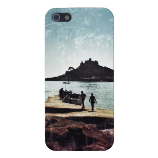 St. Michael's Mount Cornwall Cover For iPhone SE/5/5s