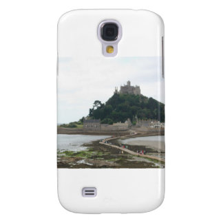ST MICHAELS MOUNT CORNWALL GALAXY S4 CASE