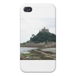 ST MICHAELS MOUNT CORNWALL iPhone 4/4S CASE