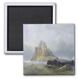 St. Michael's Mount, Cornwall Magnet