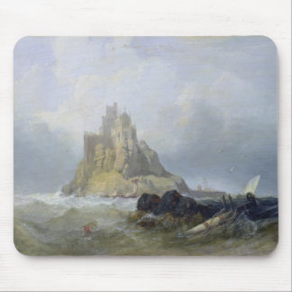 St. Michael's Mount, Cornwall Mouse Pad
