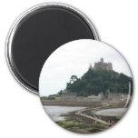ST MICHAELS MOUNT CORNWALL REFRIGERATOR MAGNETS