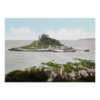 St Michael's Mount Poster