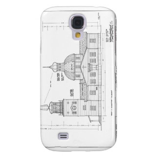 St. Michael's - South Elevation Samsung Galaxy S4 Case