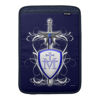 St. Michael's Sword Sleeve For MacBook Air