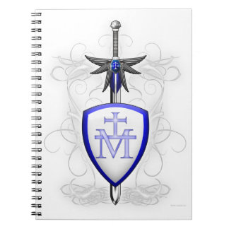 St. Michael's Sword Notebook