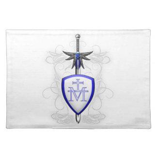 St. Michael's Sword Place Mat