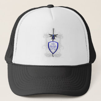 St. Michael's Sword Trucker Hat