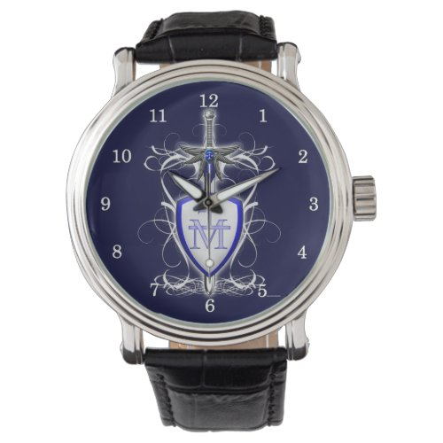 St. Michael's Sword Wrist Watch