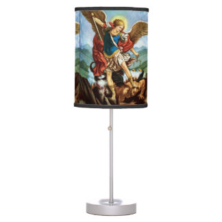 St. Michael's Table Lamp