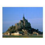 St Miguel, la Mancha, Normandía, Francia de Mont Tarjetas Postales