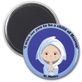 St. Mónica Iman De Frigorífico