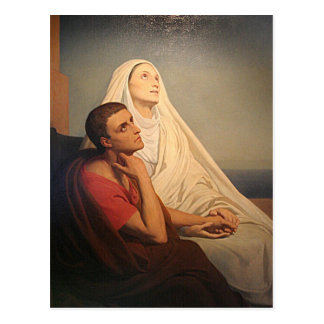 St. Monica Postcard