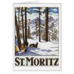 St Moritz Felicitacion