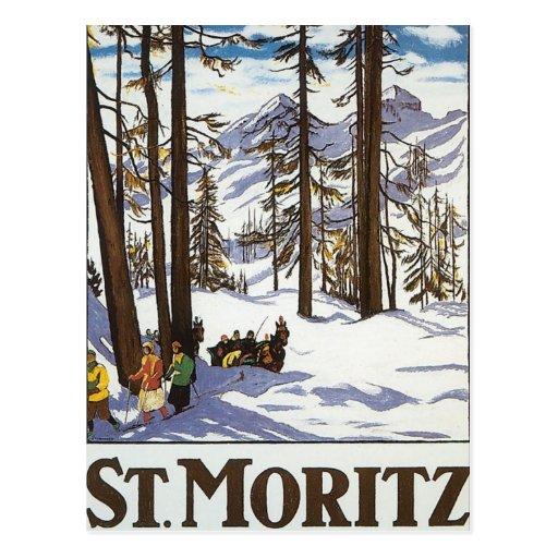 St Moritz Postal