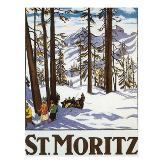 St.Moritz Postcards