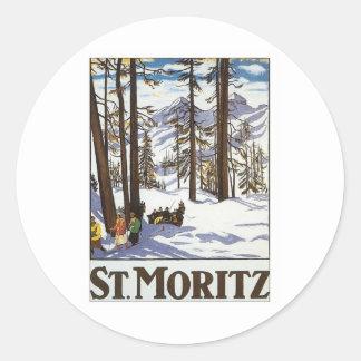 St.Moritz Stickers