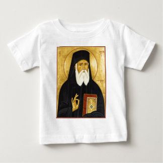St. Nektarios Icon Baby T-Shirt