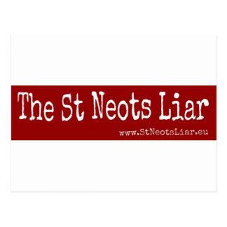 st neots liar logo.jpg postcard