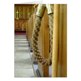 St. Nicholas Aisle Card