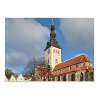 St. Nicholas' Church, Tallinn, Estonia Invites