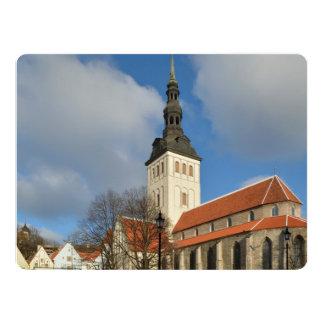 St. Nicholas' Church, Tallinn, Estonia Announcement